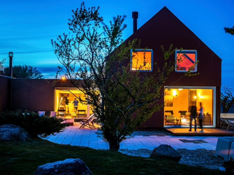Casa das Penhas Douradas Beiras hotel pequeño