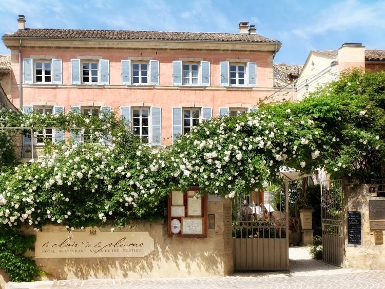 Le Clair de la Plume - Boutique Hotel in Grignan beste romantik