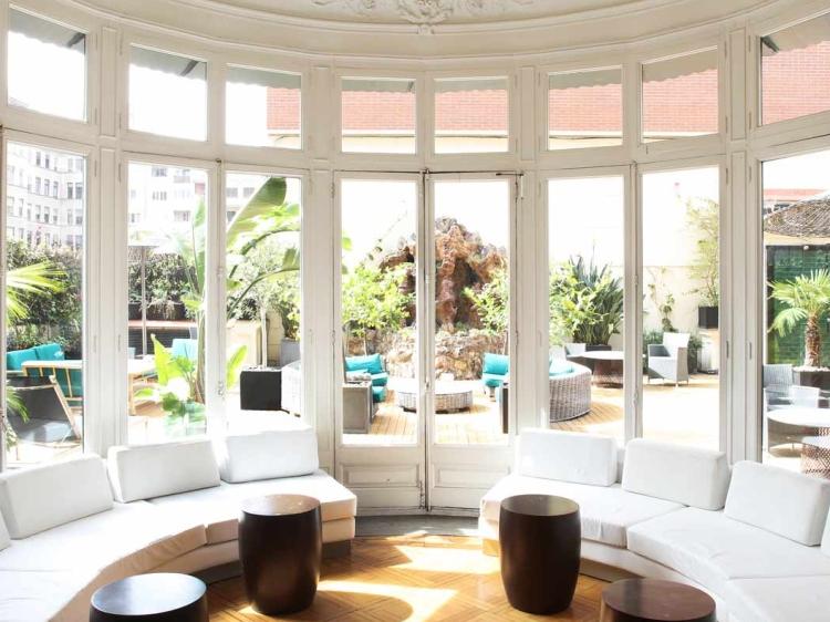 Praktik Rambla hotel Barcelona hip trendy beste