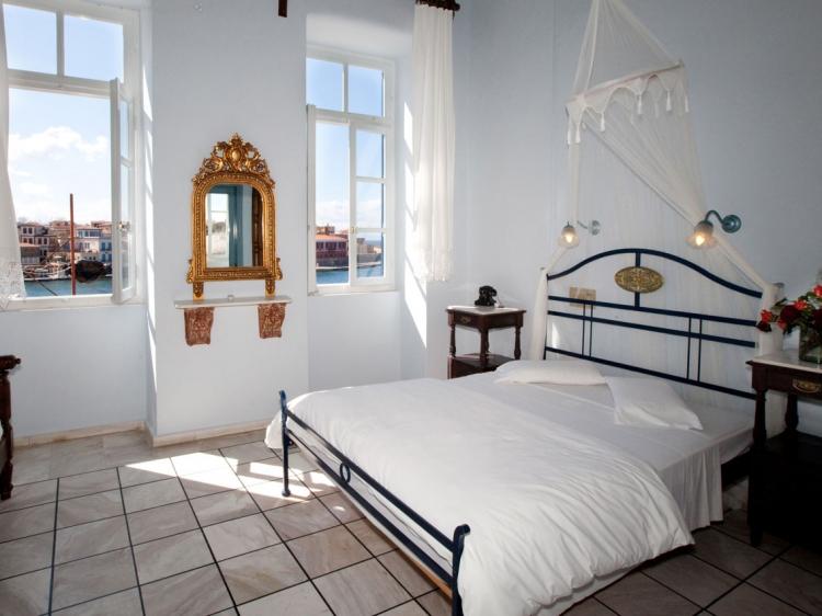 Pandora suites hotel Chania b&b appartments beste