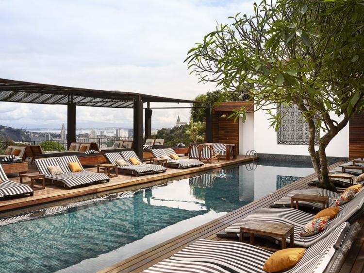 Hotel Santa Teresa Rio de Janeiro b&b boutique beste