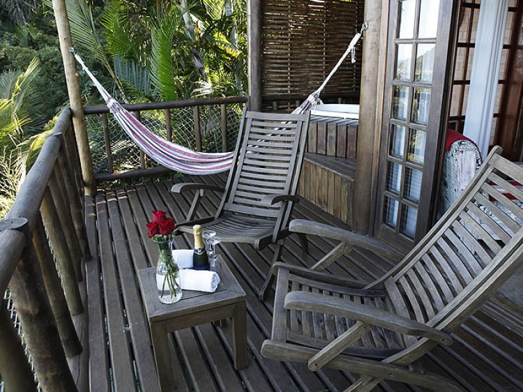 Ilha do Toque Boutique Hotel Pool und Meerblick
