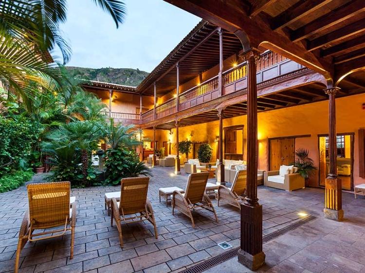 La Quinta Roja Hotel Boutique Garichico Tenerife design beste