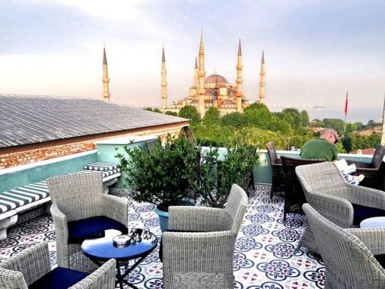 Hotel Ibrahim Pasha Design Hotel Istanbul Turkey beste