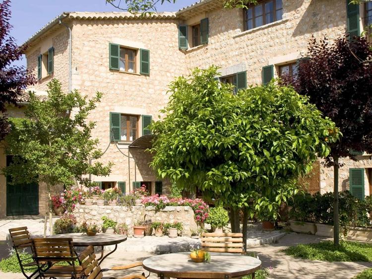 Rural Hotel Ca's Curial Soller Mallorca Spanien