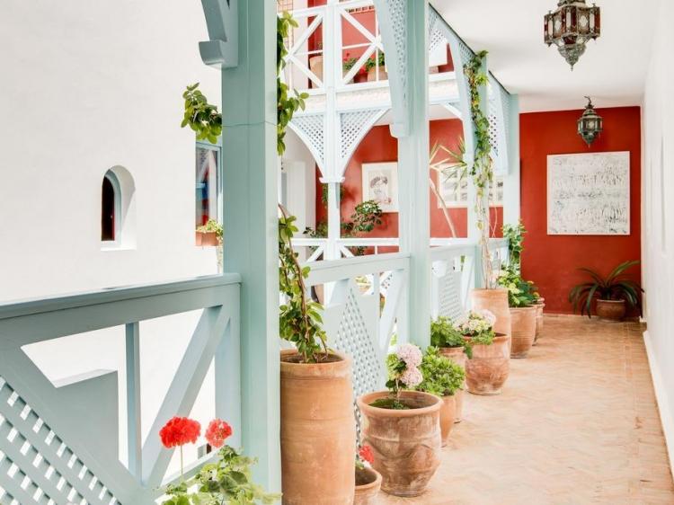 Ryad Watier Morocco Traditional beste hotel essaouira
