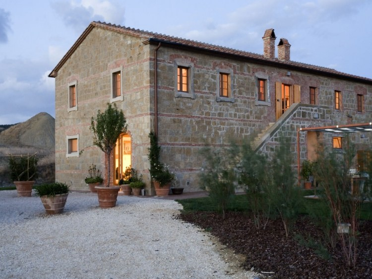 La Bandita hotel pienza tuscany beste boutique