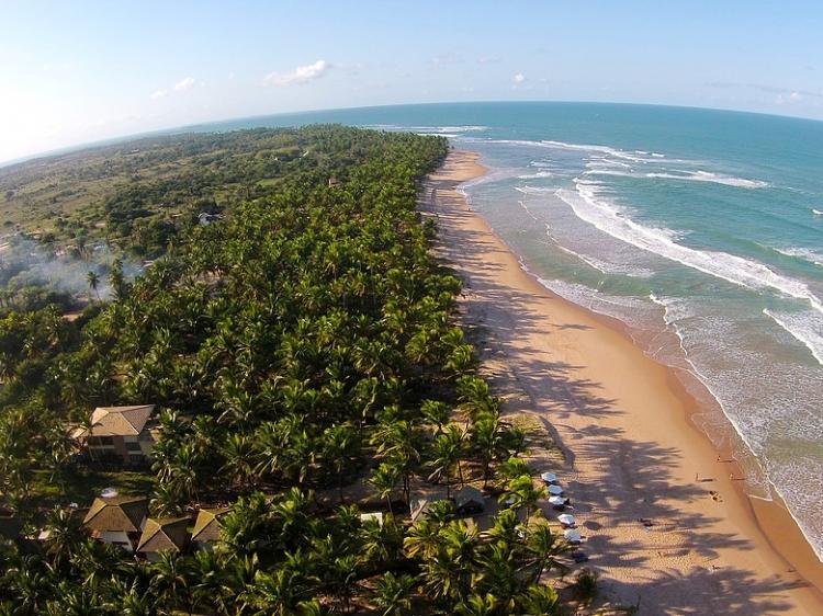 Dreamland Bungalows Bahia Maraú Best Hotel beste