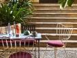 Bar auf der terrasse