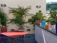 roof top terrace for breakfast and relax