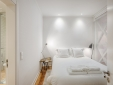 Architectural Bica Apartment bright bedroom