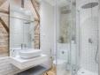 Architectural Bica Apartment bright bathroom