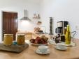 Fanari Suite Kitchen & Welcome Basket