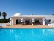 Ferienhaus grosses Schlafzimmer Algarve Platz