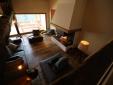 Wohnzimmer im Schindelhaus