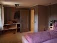 Schlafzimmer in der Stube Waldblick