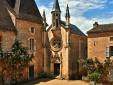 Schloss Chateau La Bourlie Urval Dordogne Frankreich kleine Boutique Hotels
