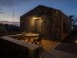 Studio outdoor dining area