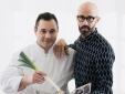 Chef Marc Abramovici & Owner Baptiste Ramouneda