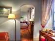 Residenza Johanna Charmantes Bed and Breakfast Florenz Italien