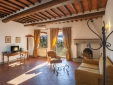 Castello di Spaltenna Tuscany Italy Apartment Living Room