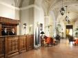Grand Hotel Continental Tuscany Italy Reception