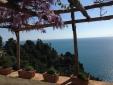 Convento Bizantino Maiori Amalfiküste Italien Traumurlaub Panoramablick