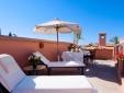 Riyad El Cadi Hotel Marrakesch boutique - Dachterrassen