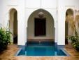 Riyad El Cadi Marrakesh boutique - Pool