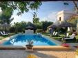 Hacienda San Rafael cortijo seville romantik