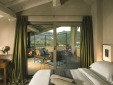 Deluxe room with panoramic terrace