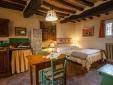 B&B Le Due Volpi Agirturismo Hotel Toskana gemütlich