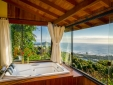 Hot Tub with Sea View Beach and Nature Chale Master 2 Pousada Caminho do Rei Praia do Rosa