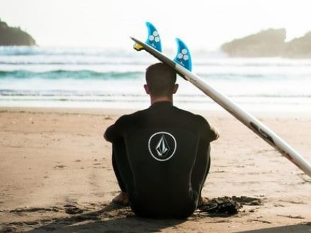 Wassersport und Surfen