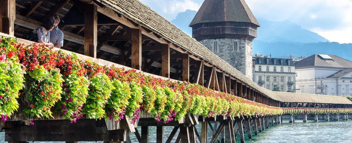 Luzern – Vierwaldstättersee