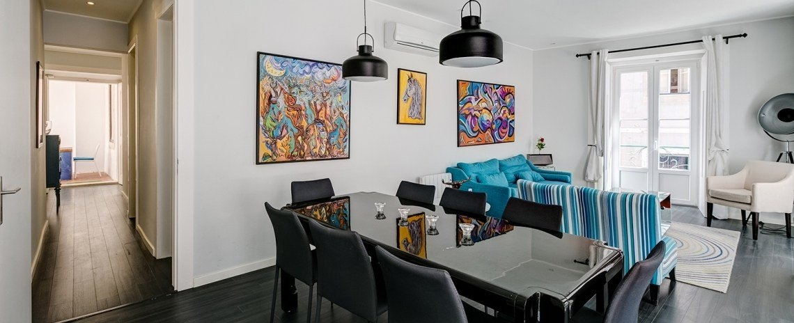 Bairro Alto 3 Bedrooms Apartment