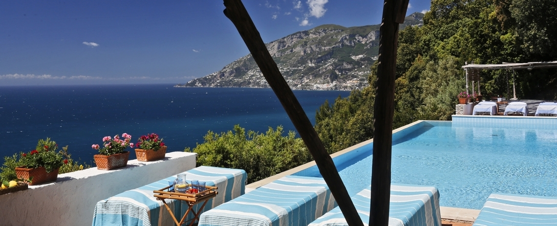 Villa Amalfi Views