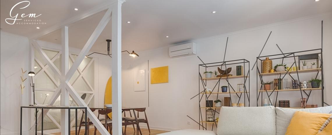 Architectural Bica Apartment