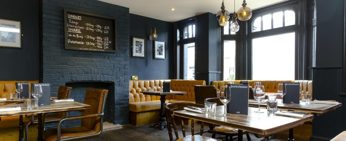 The Porterhouse Grill & Rooms
