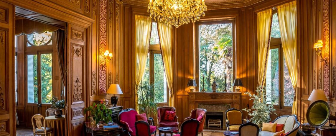 Chateau de Verrieres Hotel & SPA