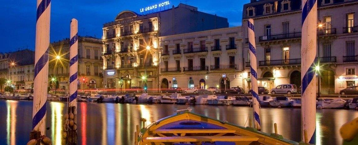 Le Grand Hotel Sète