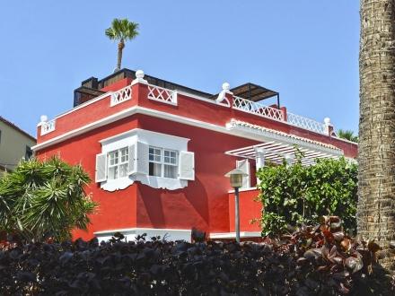 Secretplaces casa mozart las palmas de gran canarias for Casas en ciudad jardin las palmas