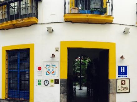 Secretplaces casa de los azulejos c rdoba andalusien for Hotel casa de los azulejos cordoba spain