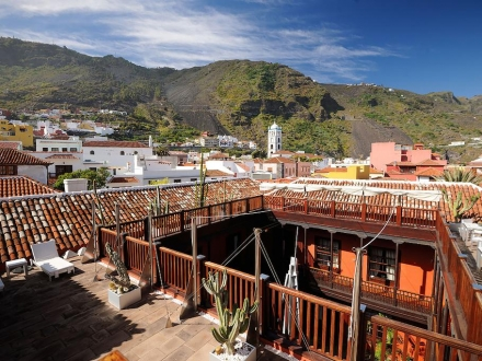 Secretplaces boutique hotel san roque garachico for Design hotels teneriffa