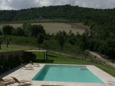 Secretplaces locanda palazzone orvieto umbrien italien for Design hotel umbrien